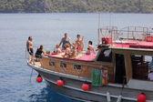 Boat trip — Stock Photo