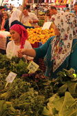Turkish market — Stock Photo