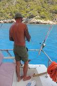 Fishing trip — Stock Photo