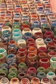 Turkish ceramics and collectables — Foto de Stock