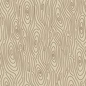 Retro wood seamless background. Vector illustration — Stock Vector