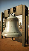 American Legion Freedom Bell — Stock Photo