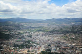 Tegucigalpa City — Stock Photo