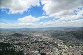 空気によってテグシガルパ — ストック写真
