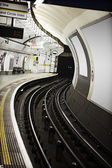 Curvy Underground — Stock Photo
