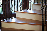 Winding Stairwell Detail — Stock Photo