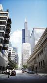 City Tall — Stock Photo