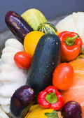 Many ripe vegetables — Stock Photo