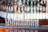 Drink shots — Stock Photo