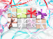 Small gifts — Stock Photo