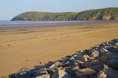 Brean somerset beach — Foto Stock