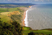 English South Coast — Stock Photo