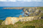 Carnewas North Cornwall England UK — Стоковое фото