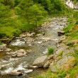 River Lyn Lynmouth Devon England — Stock Photo