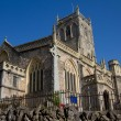 Stock Photo: Axbridge Church Somerset, England.