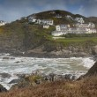 Mortehoe Watersmeet Woolacombe Devon England UK — ストック写真
