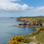 ������, ������: Welsh coast Pembrokeshire