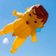 Baby kite — Stock Photo