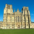 Stock Photo: Wells Cathedral Somerset England