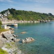 Cornwall coast at Looe Cornwall England — Стоковая фотография