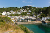 Polperro Cornwall England — Stock Photo