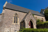 St Thomas church Kingswear near Dartmouth Devon — 图库照片