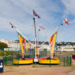 Stock Photo: Chuildrens play areTeignmouth Devon England