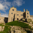 St Michaels Mount Marazion Cornwall England medieval castle Mounts Bay — 图库照片