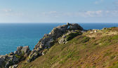 Zennor Head Cornwall England UK near St Ives — Stok fotoğraf