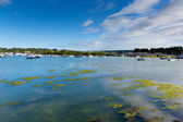 Bembridge St Helens harbour Isle of Wight — ストック写真