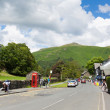 Grasmere village Cumbria popular tourist destination English Lake District National Park — Stock Photo #51524477