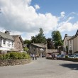 Grasmere village Cumbria popular tourist destination English Lake District National Park — Stock Photo #51524521