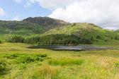 グレート ・ ラングデールと少しラングデール blea タルン湖水地方カンブリア イングランド イギリス — ストック写真