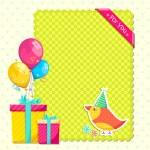 Happy Birthday — Stock Vector #10991858
