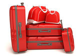 Travel Bag and Luggage — Stock Photo