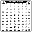 Travel Icon — Stock Vector #12644818