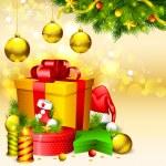 Christmas Gift — Stock Vector #12645482