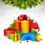 Christmas Gift — Stock Vector #12647411