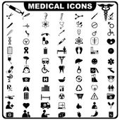 Medical Icon — Stock Vector