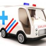 Ambulance — Stock Photo #13143440