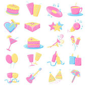 Party Icon — Stock Vector