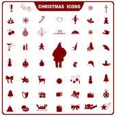 Christmas Icon — Stock Vector