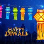 Diwali Hanging Lantern — Stock Vector #13361421