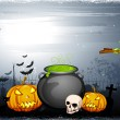 Royalty-Free Stock Imagen vectorial: Halloween Night