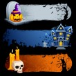 Royalty-Free Stock : Halloween Banner