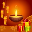 Diwali Decoration — Stock Vector #13646954
