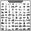 Transportation Icon - Imagen vectorial