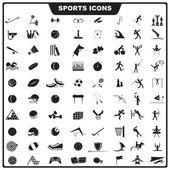 Icona sport — Vettoriale Stock