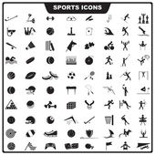 Sportikone — Stockvektor