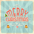 Royalty-Free Stock Imagen vectorial: Merry Christmas